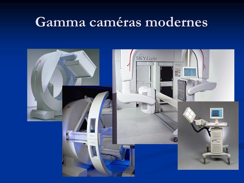 TOMOSCINTIGRAPHIE Gamma-caméra double-têtes ou triple-têtes
