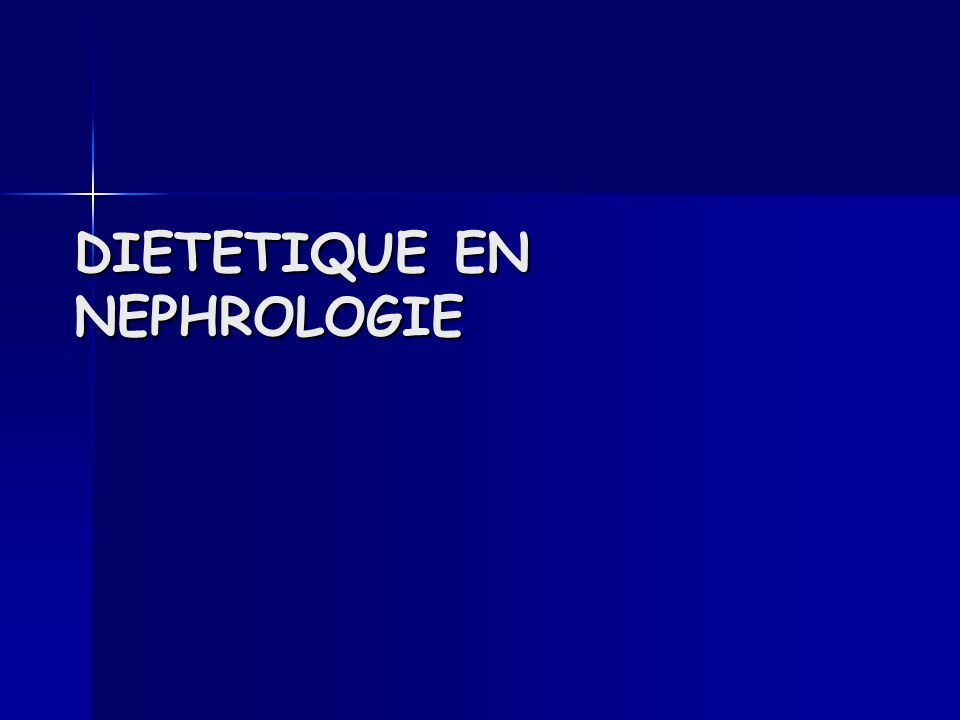 DIETETIQUE DE LIRC