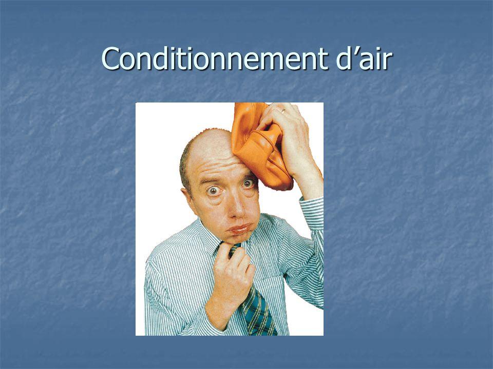 Conditionnement dair