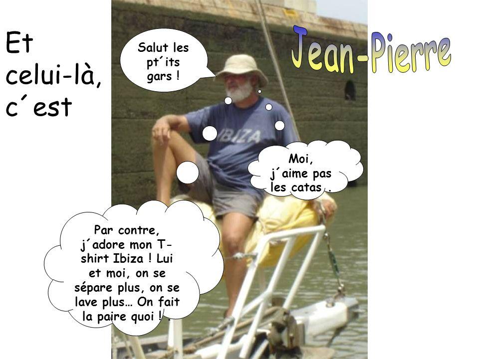 Tu vois Hélène, il ne faut jamais se mesurer au Bernick Bon ben finalement, j´donnerai pas de chocolats à Jean-Pierre .
