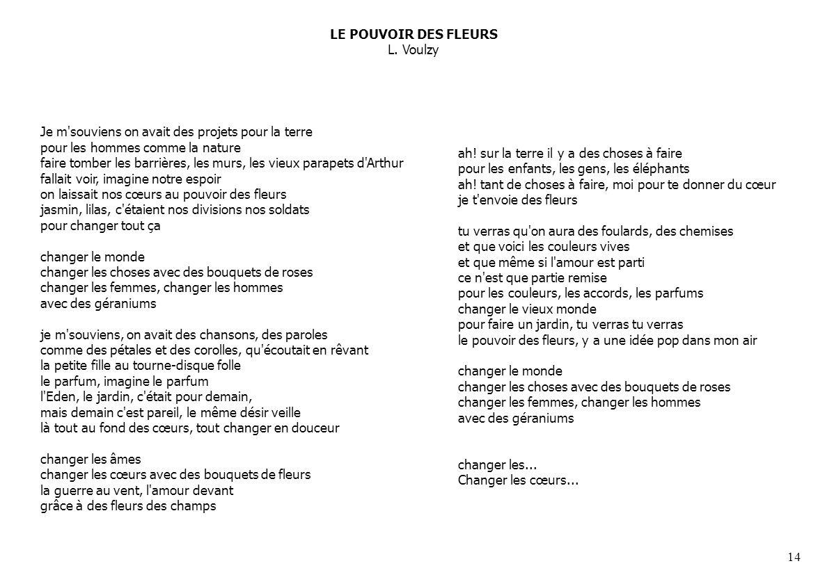 1 8.Au bout de mes rêves 3. Aux Champs Elysées 22.