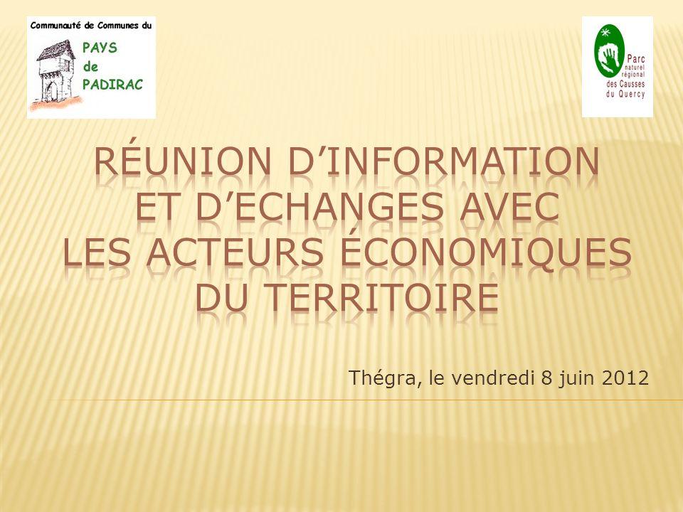 Thégra, le vendredi 8 juin 2012