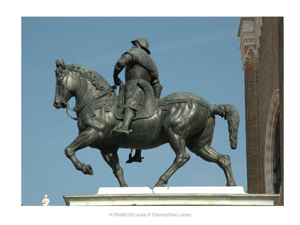 Entre 1441 et 1449 il sert les Visconti puis les Sforza à Milan sillustrant dans des combats qui lui valent une reconnaissance internationale Il repasse chez les vénitiens entre 1449 et 1452, chez Sforza en 1452/1453 puis de nouveau à Venise à chaque expiration de condotta.
