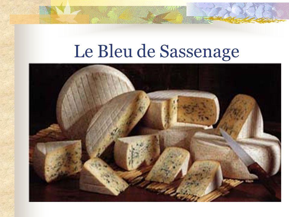 8 - Les Fromages AOC Picodon de lArdèche AOC Pélardon des Cévennes AOC Fourme de Montbrison A.O.C Bleu de Sassenage