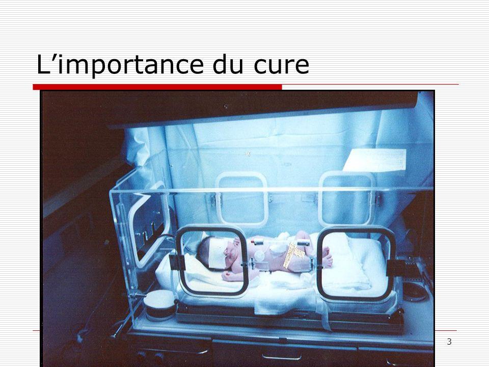 3 Limportance du cure
