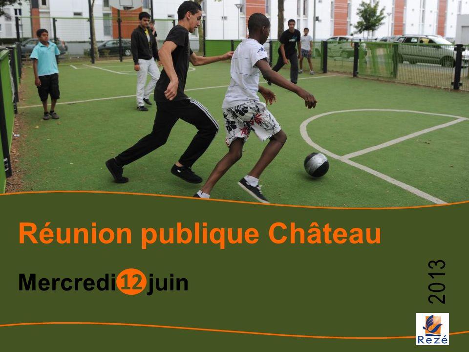 Réunion publique Château Mercredi juin 2 0 13 1 12