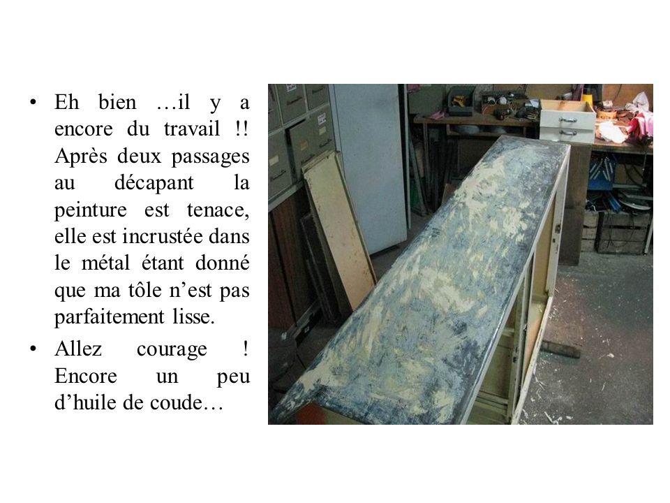 Restauration de « CAROLINE » effectué par la SARL.ADMO Restauration de « CAROLINE » effectué par la SARL.ADMO www.mobilier.industriel.com 99 route du val de loir 72500 CHÂTEAU DU LOIR Tel 02.43.46.49.30