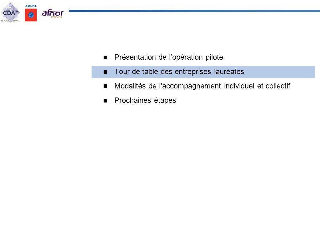 070410 / Acc AER Aquitaine – COPIL 2 Aborder les questions suivantes.
