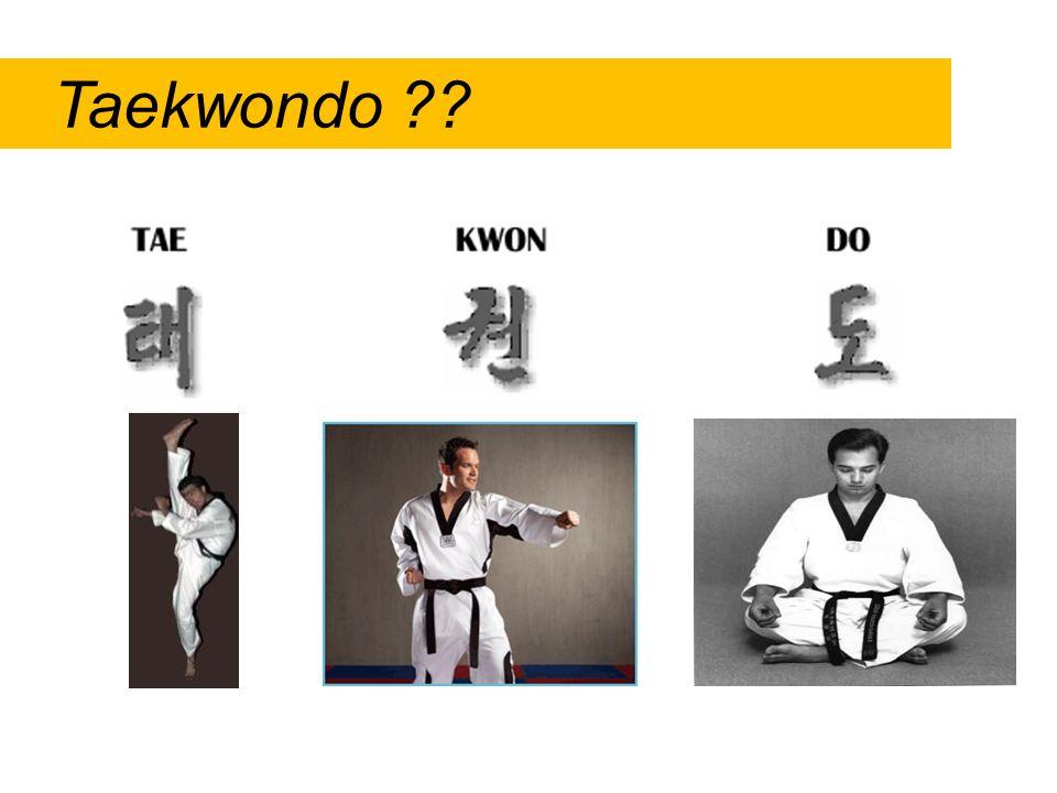 Taekwondo ??