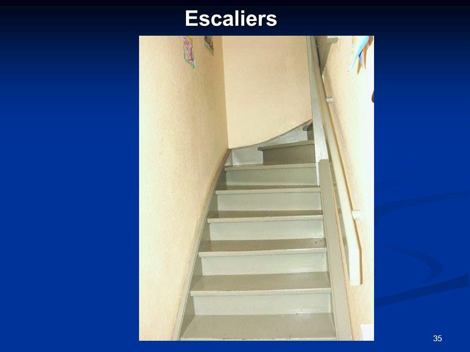 35 Escaliers