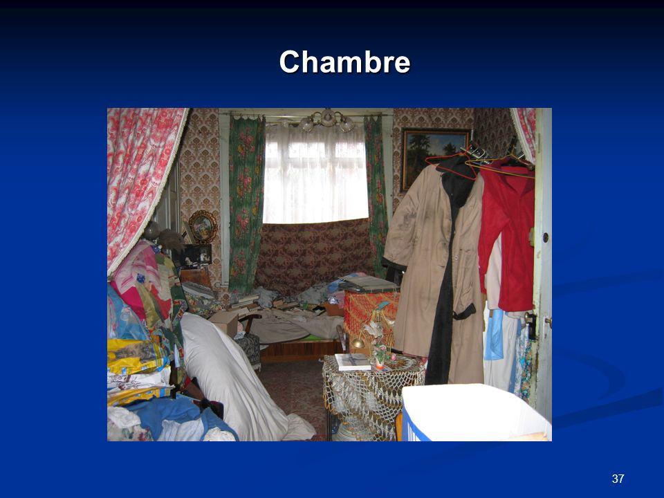 37 Chambre