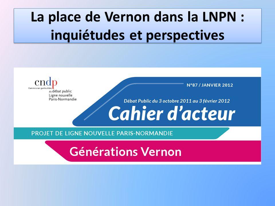 La place de Vernon dans la LNPN : inquiétudes et perspectives