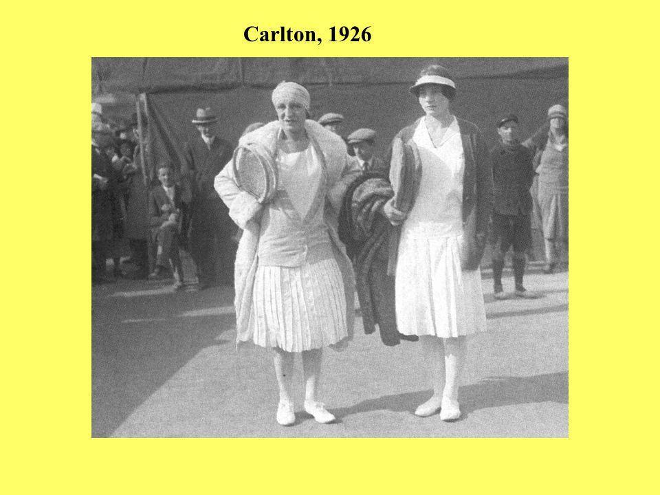 Carlton, 1926