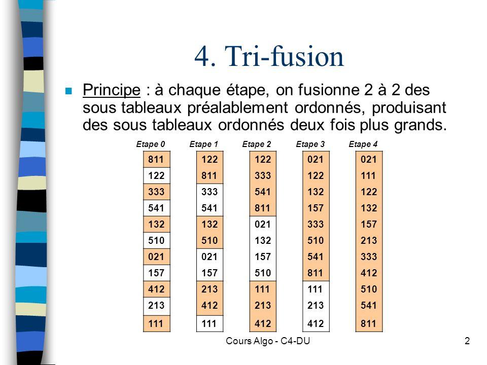 Cours Algo - C4-DU3 4.