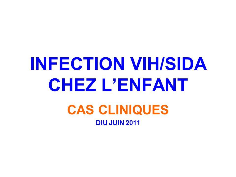 Conclusions Etiologies des AVC chez lenfant immunodéprimé –Anomalies vasculaires –Vascularites dans le cadre de linfection par le VIH: –fréquentes chez ladulte –rares chez lenfant (2 cas au CHUK)