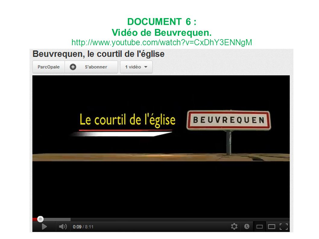 DOCUMENT 8 : Article en anglais « Nature park » et Photographie Eurotunnel.