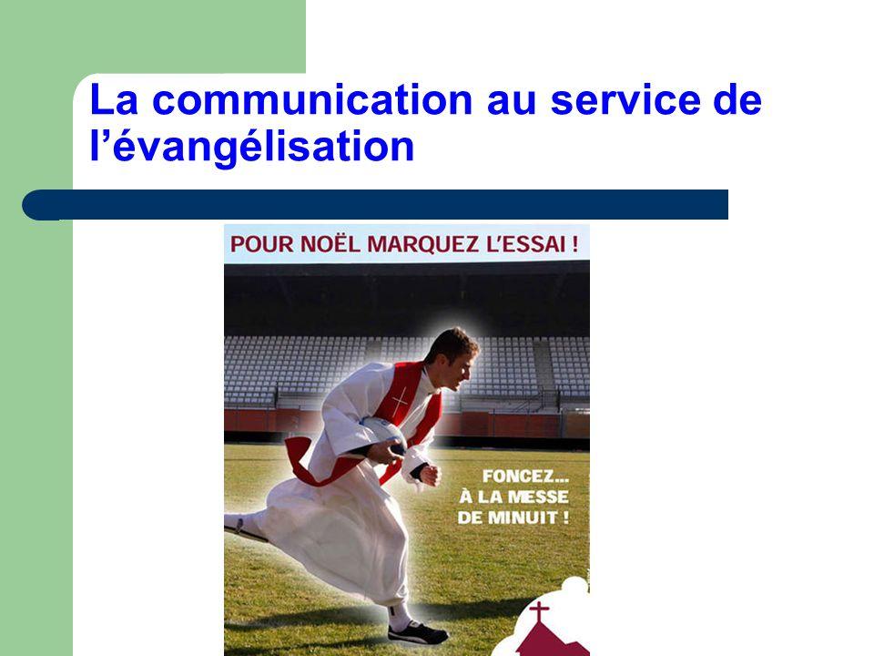 La communication au service de lévangélisation