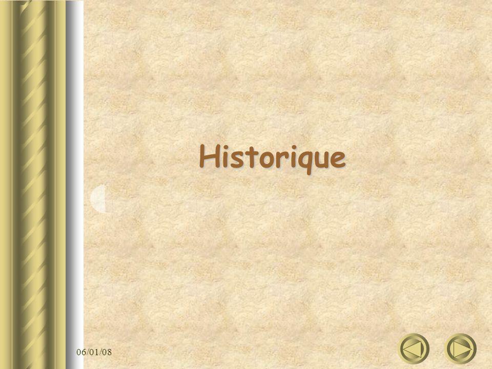 06/01/08 Historique