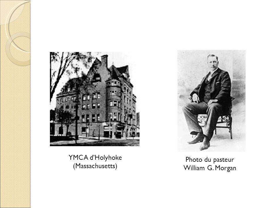 Photo du pasteur William G. Morgan YMCA dHolyhoke (Massachusetts)