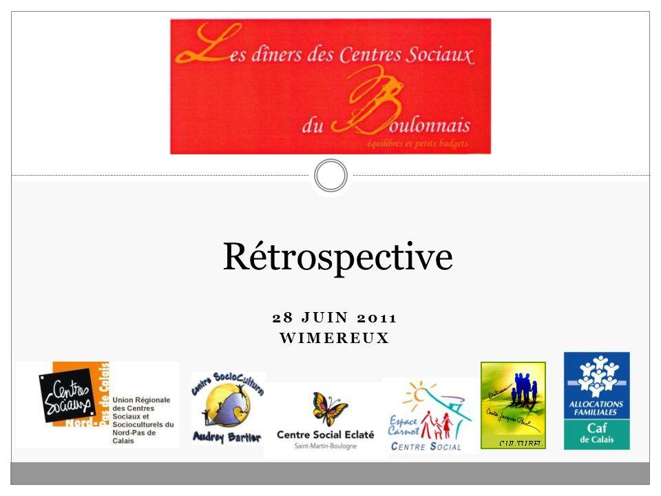 28 JUIN 2011 WIMEREUX Rétrospective