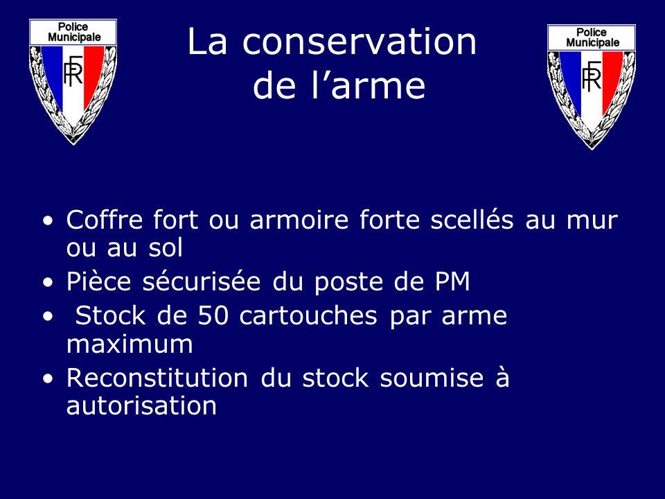 La conservation de larme Coffre fort ou armoire forte scellés au mur ou au sol Pièce sécurisée du poste de PM Stock de 50 cartouches par arme maximum