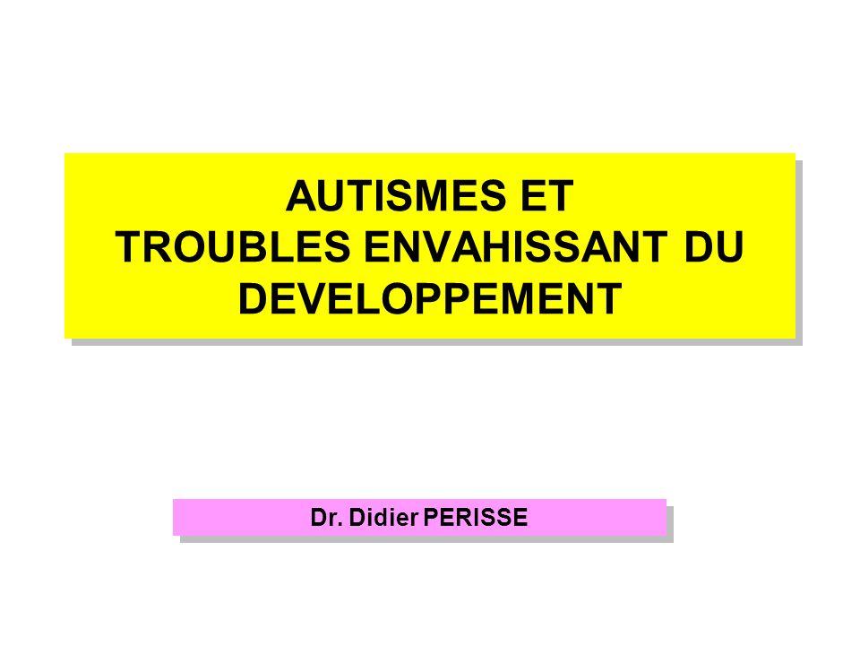 AXE COGNITIF Hétérogénéité Déficience intellectuelle 70 % de retards mentaux dans lautisme Troubles du langage