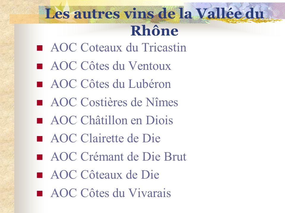 Les cépages des Côtes du Rhône méridionales Cépages rouges: Grenache rouge,Syrah, Mourvèdre, Cinsault… Cépages blancs : Grenache blanc; Roussane, Mars