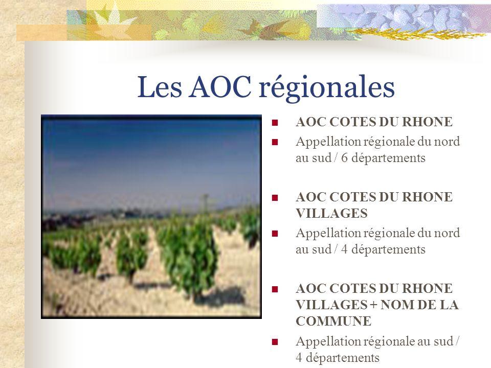 Les cépages des Côtes du Rhône méridionales Cépages rouges: Grenache rouge,Syrah, Mourvèdre, Cinsault… Cépages blancs : Grenache blanc; Roussane, Marsanne, Clairette..