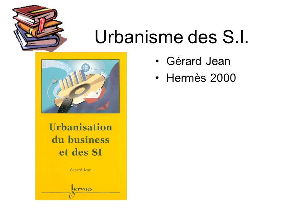 Urbanisme des S.I. Gérard Jean Hermès 2000