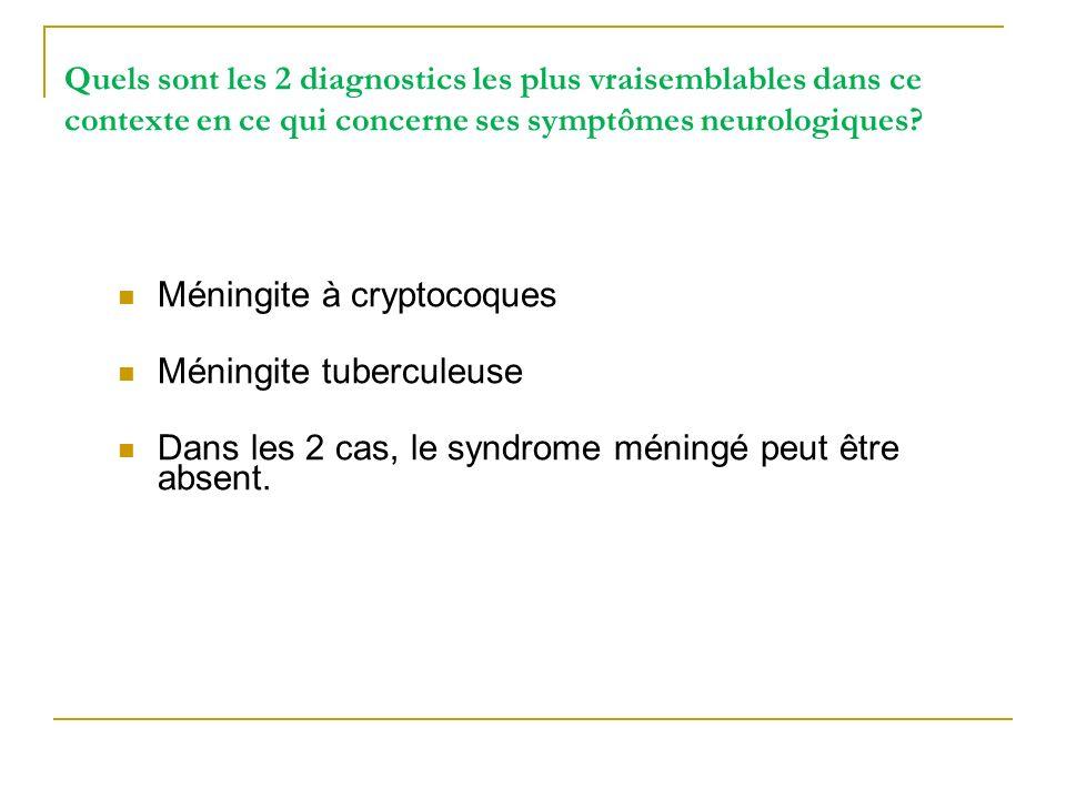 Comment confirmez-vous le diagnostic.