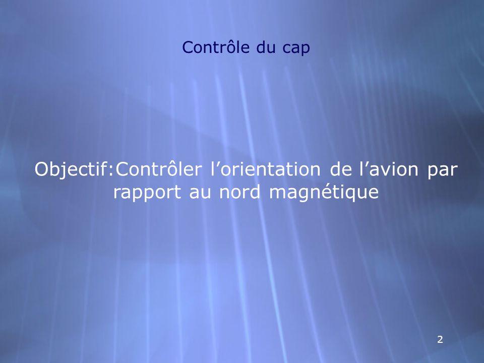 13 Contrôle du cap Directionnel Description: Comporte un rotor entraîné à grande vitesse, ce qui lui confère une très grande stabilité.
