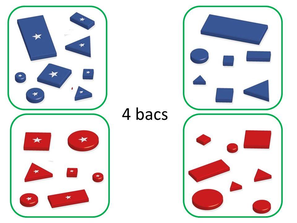 4 bacs