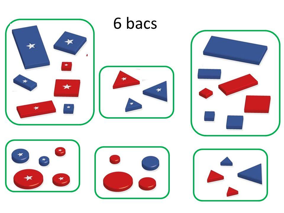6 bacs