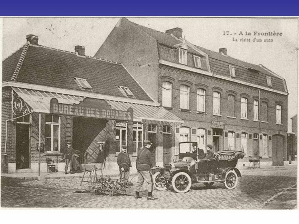 Hopital de Tourcoing, rue Nationale