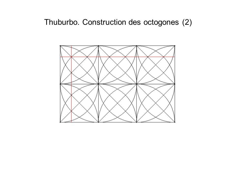 Djemila. Triangles et hexagones