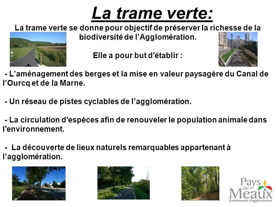 Parc Solaire ( Isles lès villenoy/Meaux/Poincy) En soutenant les projets de parc solaire trois villes ont donné des hectares pour ce projet : Meaux (26 hectares) Isles Lès Villenoy (25 hectares) Poincy (10 hectares) La CAPM a décidé de montrer l exemple en matière d énergie renouvelable.
