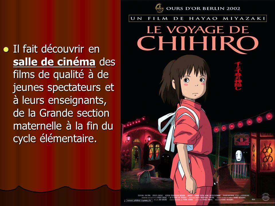 1.Quest-ce que École et Cinéma ». 1. Quest-ce que École et Cinéma ».