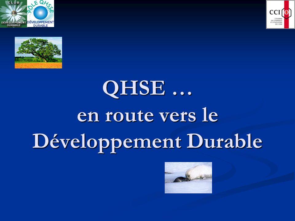 Historique du développement durable