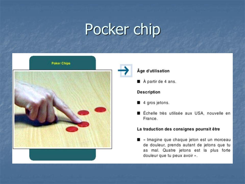 Pocker chip