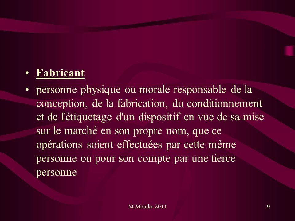 M.Moalla- 201130 Les différents abords Abord parentéral.