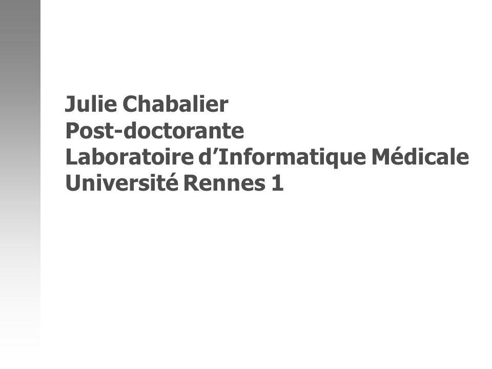 Audition Maître de Conférences - Université Montpellier II - Lundi 26 mai 2008 Projet « Analyse transversale » (postdoc 2004 – 2006) Interprétation des données dexpression par lexploitation des concepts de Gene Ontology 2.