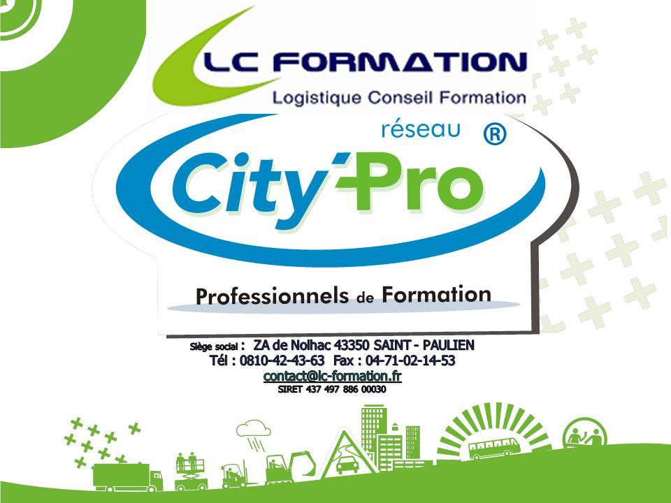 3 sites de formation + de 20 collaborateurs www.lc-formation.fr En 2010 nous avons formés plus de 3000 stagiaires