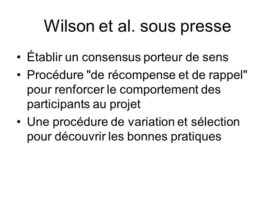 Wilson et al.