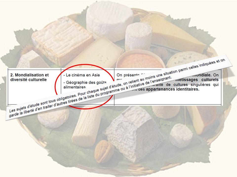 Les fromages traditionnels français, au lait cru, sont une spécificité culturelle répondant à une logique géographie de terroir, au même titre que le vin.