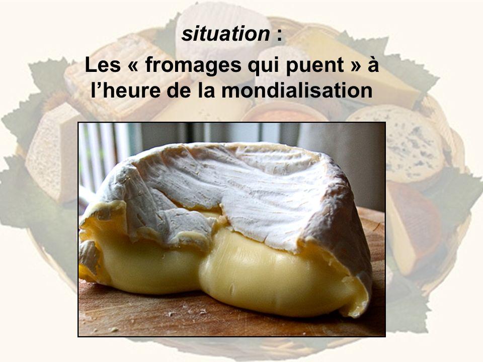 De quel type de fromage est-il question ici Pourquoi sont-ils menacés .