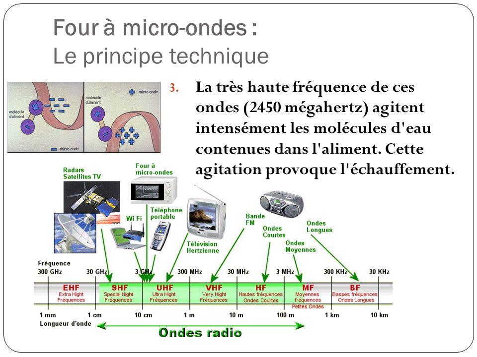 Four à micro-ondes : Linventeur Le four à micro-ondes a été découvert par hasard par un chercheur travaillant sur les radars.