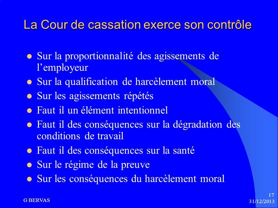 Lemployeur a une obligation de prévention et de résultat pour éviter le harcèlement moral (suite) Cass. Soc. 3 février 2010 : arrêt N°2 Une salarié pr