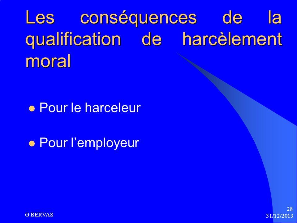 La preuve est libre, elle doit être loyale Exemples : Témoignages circonstanciés et concordants de collègues ou anciens salariés, clients… (même en pr