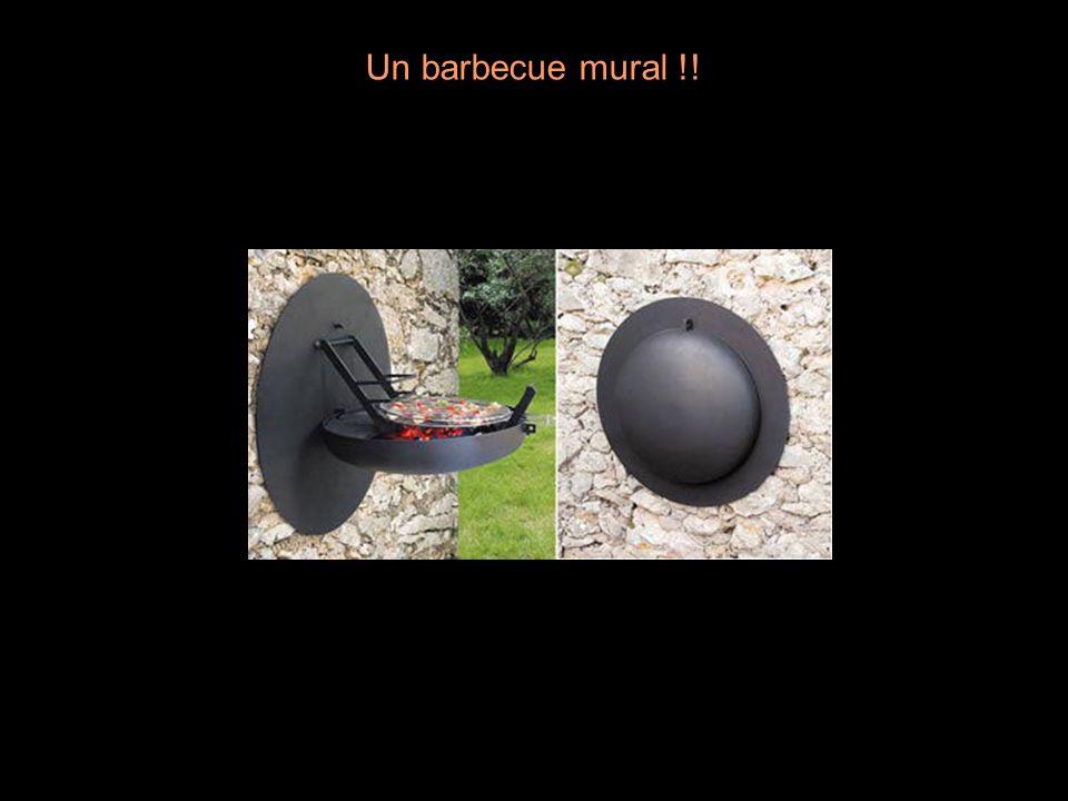 Un barbecue mural !!