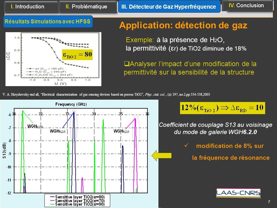 7 I.Introduction IV. Conclusion II. Problématique III.